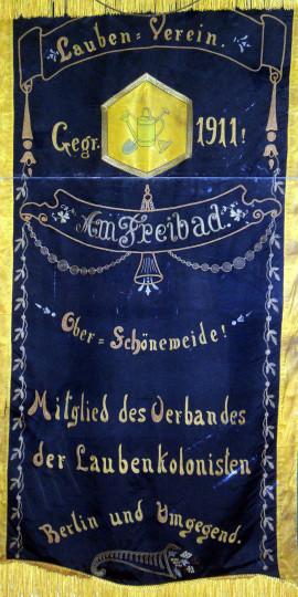 Wappen der Kleingartenanlage